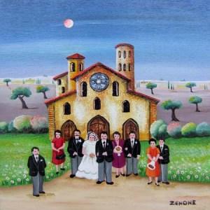 Zenone, Matrimonio