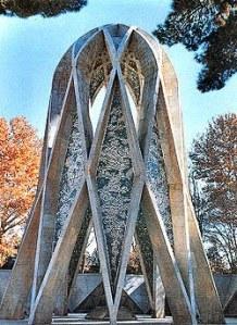 Tomba di Omar Khayyam