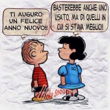 Linus new year